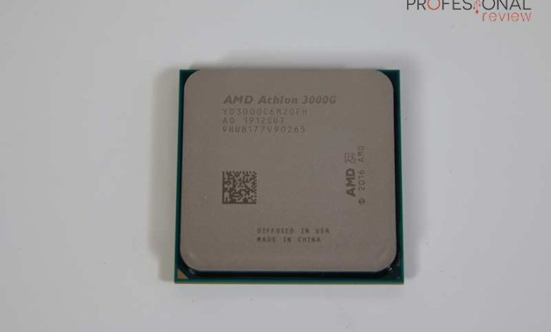 Photo of AMD Athlon 3000G Review en Español (Análisis completo)