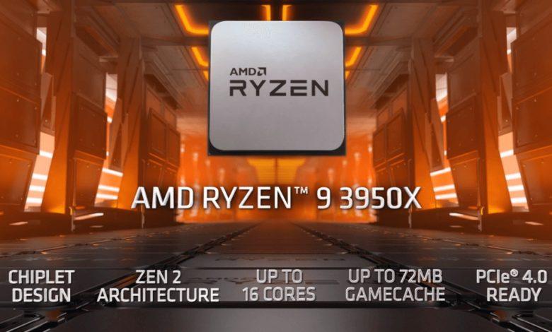 Photo of Primeras reviews del AMD Ryzen 3950X, no supera al i9 9900K en juegos