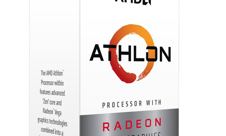 Photo of AMD Athlon Gold 3150U APU aparece en GeekBench