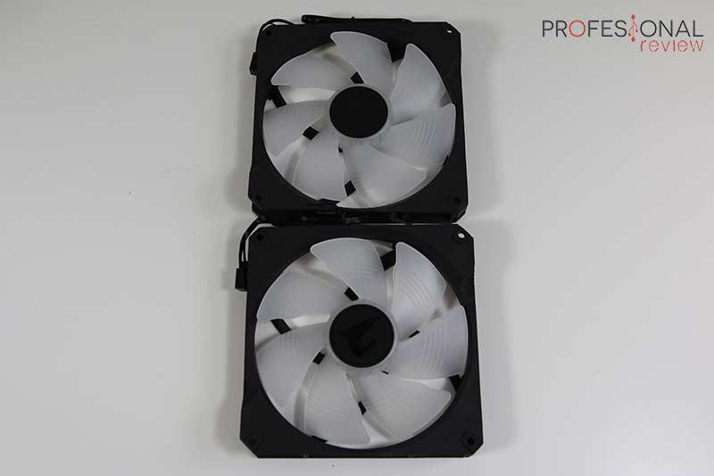 AORUS Liquid Cooler 280 Ventiladores