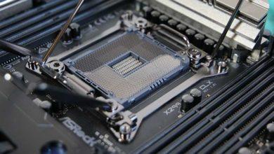 Photo of Intel Z490 y H470, ASRock lista unas 11 placas base socket LGA1200