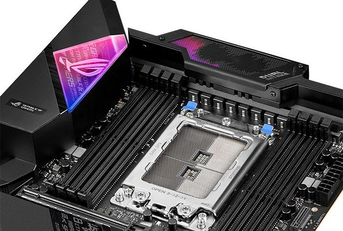Photo of ASUS TRX40 es anunciada con tres modelos de placas para Threadripper