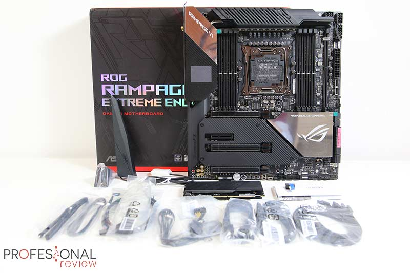 Asus ROG Rampage VI Extreme Encore Review