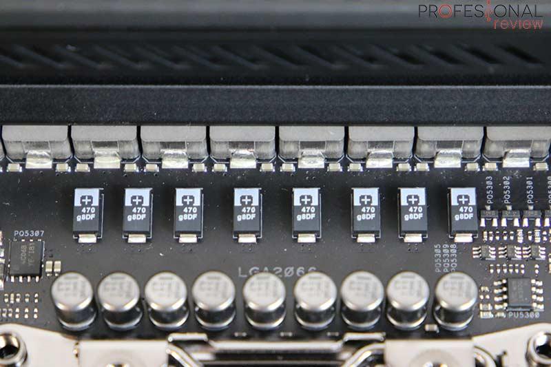 Asus ROG Rampage VI Extreme Encore VRM