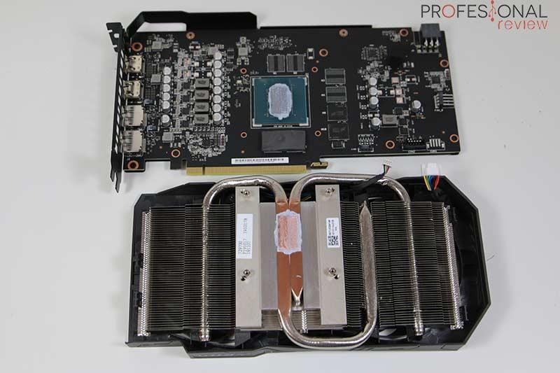 Asus ROG Strix GTX 1650 Super OC PCB