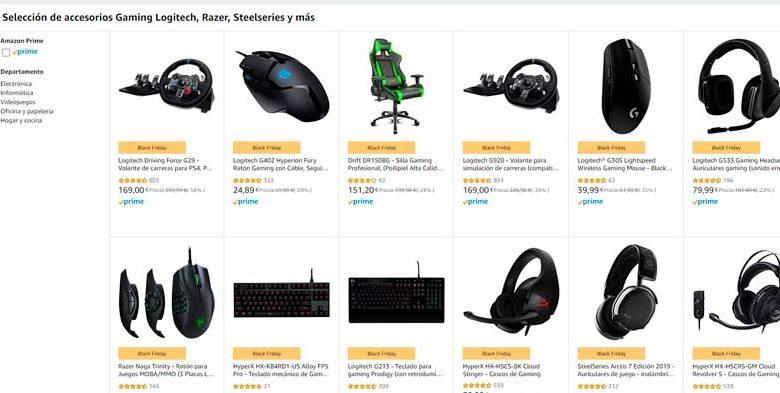 Photo of Black Friday de hardware en Amazon de este domingo 24