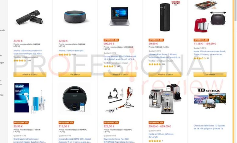 Photo of Black Friday hardware y tecnologías en Amazon Martes 26