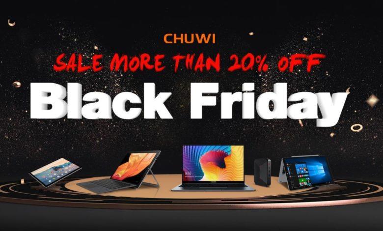 Photo of Chuwi celebra el Black Friday con más de un 20% de descuento