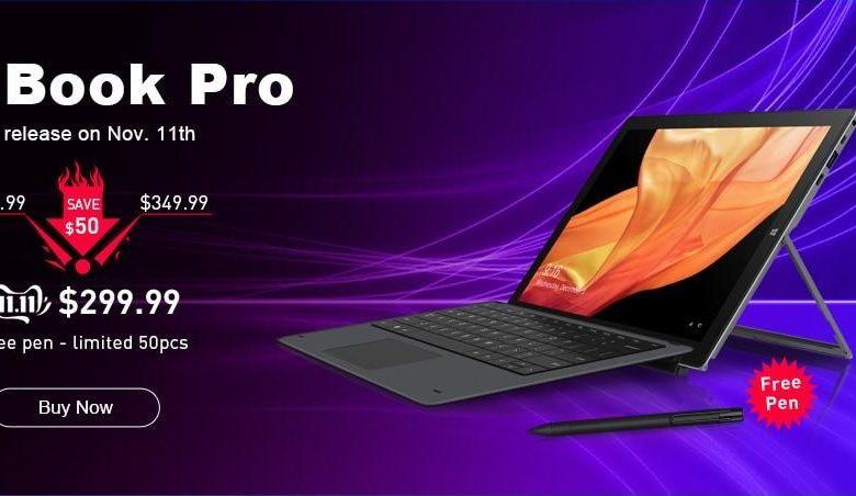 Photo of Tablets y portátiles Chuwi con descuento por el 11.11