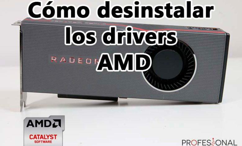 Photo of Cómo desinstalar los drivers AMD de forma limpia y sencilla