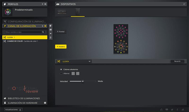 Corsair QL120 RGB iCUE