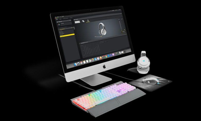 Photo of CORSAIR anuncia el software iCUE para macOS