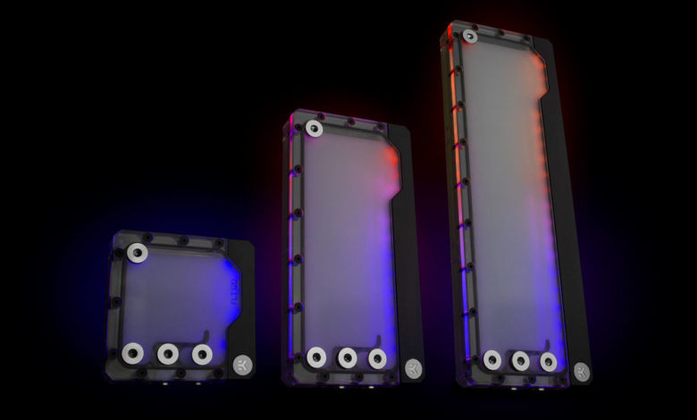 Photo of EK-Quantum RTX, actualizan estos bloques para GPUs Nvidia con DRGB