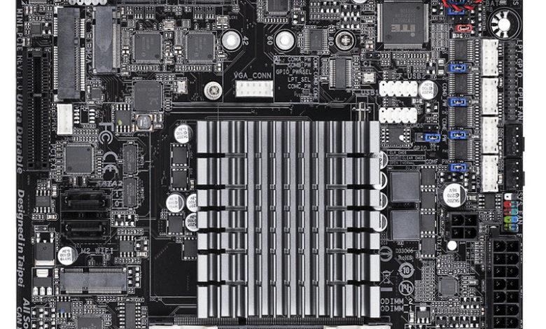 Photo of GA-IMB1900N / TN son placas base mini-ITX con un Celeron incluido