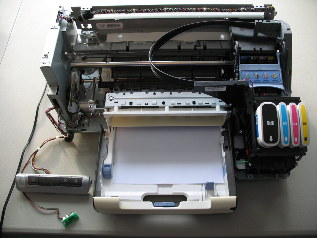 impresoras de tinta o láser