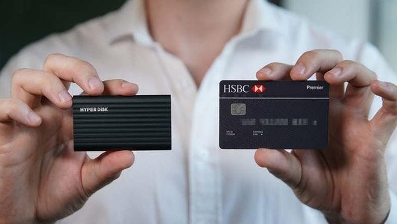 Photo of HyperDisk, Una pequeña unidad SSD portátil aparece en Kickstarter