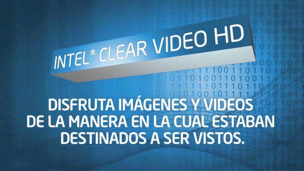 Intel Clear Video