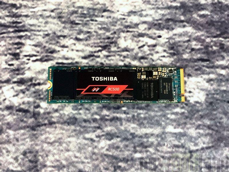 KIOXIA RC500