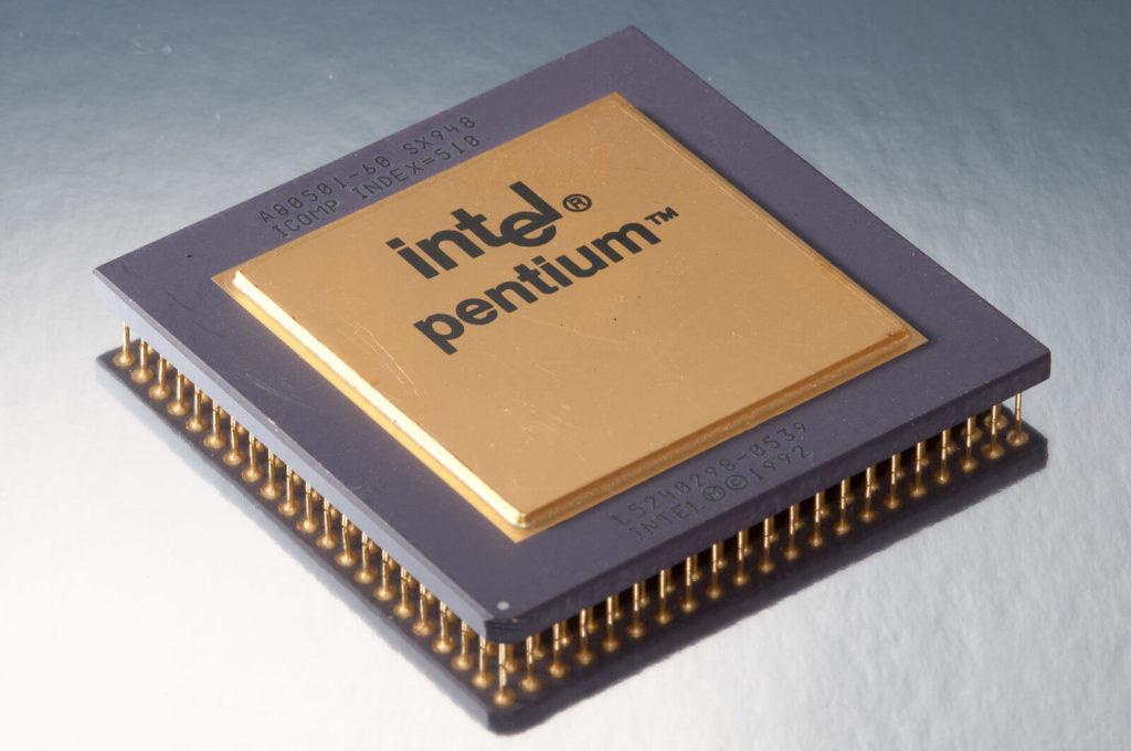 Intel Pentium Original