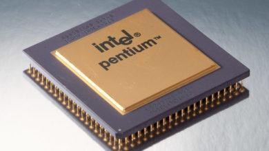 Photo of Intel Pentium: historia del siguiente procesador al 486