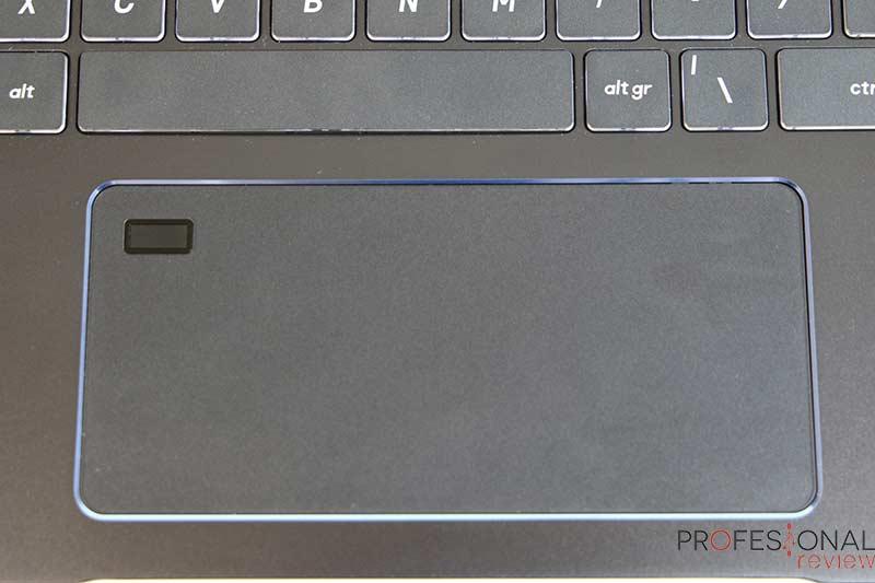 MSI Prestige 14 A10SC Touchpad