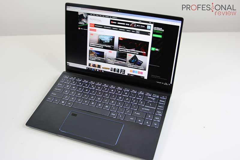 MSI Prestige 14 A10SC FPS