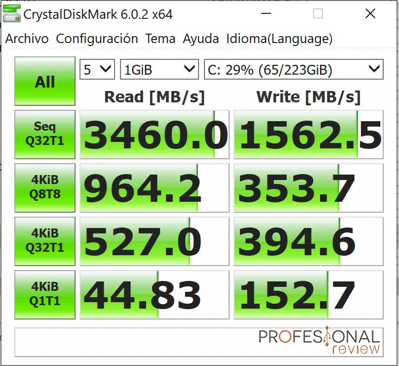 MSI Prestige 14 A10SC SSD