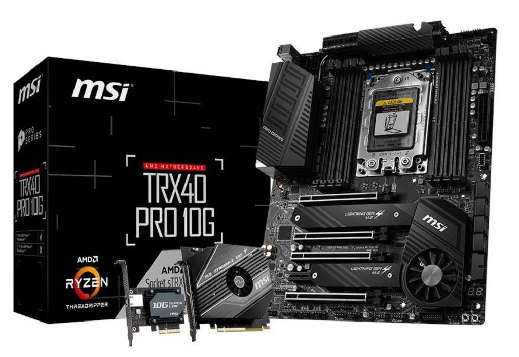 MSI-TRX40 PRO WIFI- TRX40 PRO 10G-01