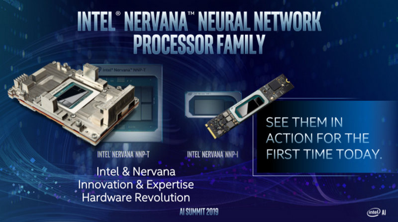 Nervana Neural Network Processors (NNP)