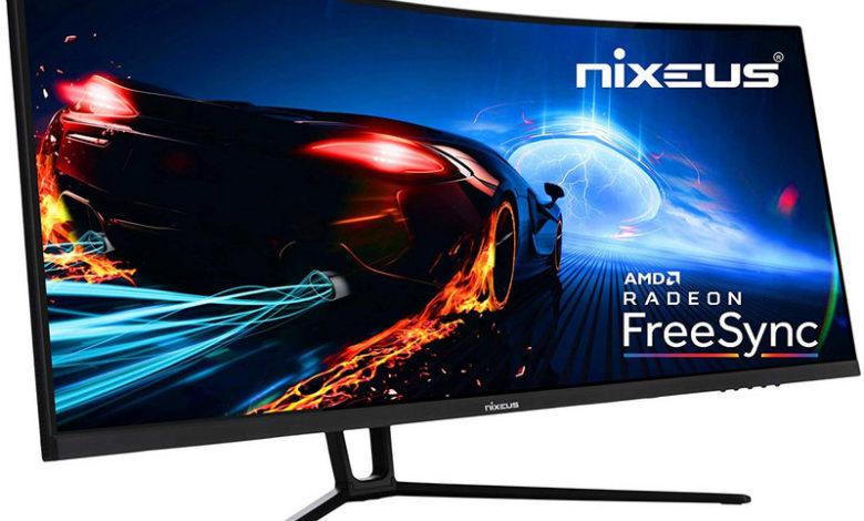 Photo of Nixeus presenta el monitor de 34′ curvado @ 144 Hz por menos de 600U$S