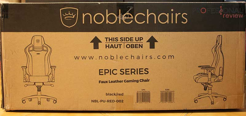 Noblechairs EPIC PU Review