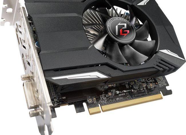 Photo of Phantom Gaming 550, ASRock añade una nueva GPU a su catalogo