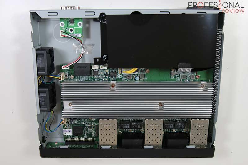 QNAP QSW-1208-8C Hardware