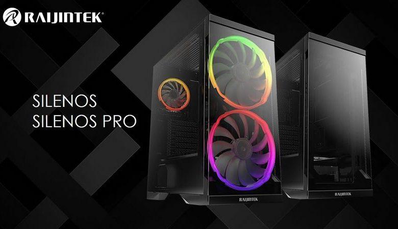 Photo of RAIJINTEK SILENOS, Adelanto de esta nueva caja para PC 'mid-tower'