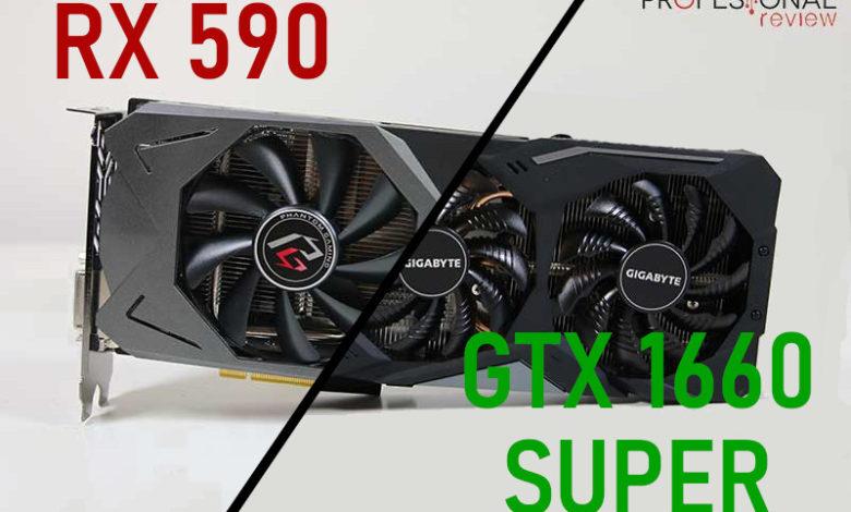 Photo of GTX 1660 SUPER vs RX 590: La batalla por la gama de media