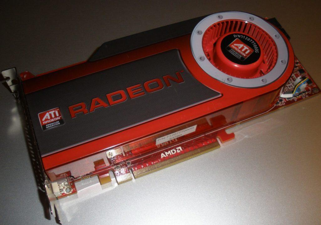 Radeon 4870