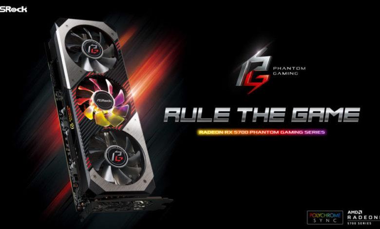 Photo of RX 5700 Phantom Gaming, nuevas gráficas Radeon por parte de ASrock