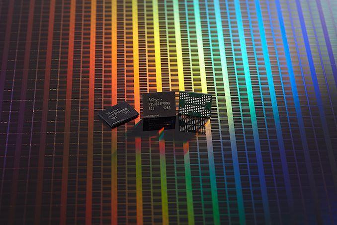 Photo of SK Hynix ya prueba sus primeros productos con 3D NAND de 128 capas