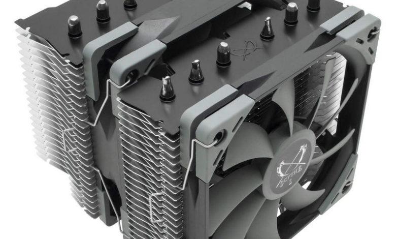 Photo of Scythe Fuma 2, Un refrigerador de CPU con ventiladores de giro inverso