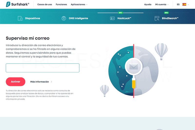 Surfshark VPN HackLock
