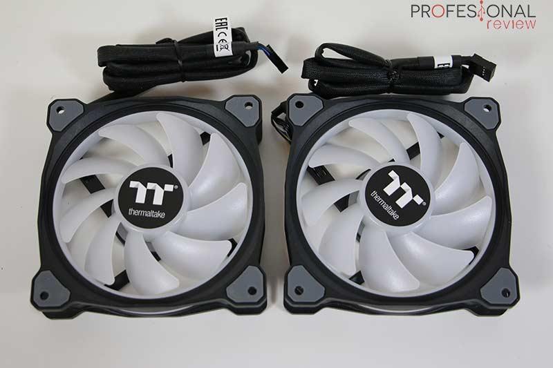 Thermaltake Floe DX 240 TT Ventiladores