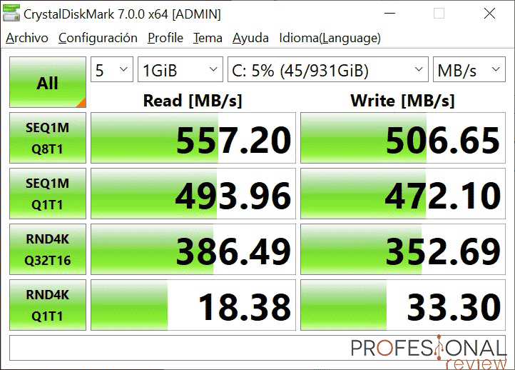 VSPC Qubist Gold SSD