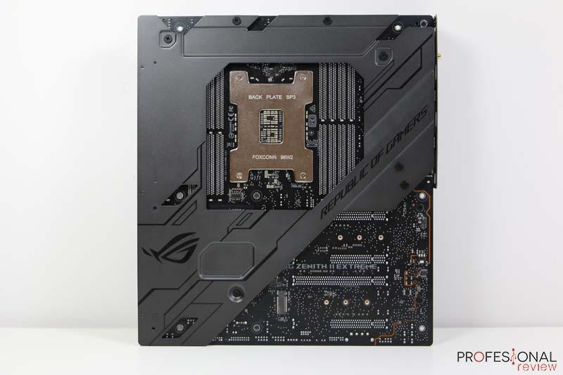 Asus ROG Zenith II Extreme Backplate