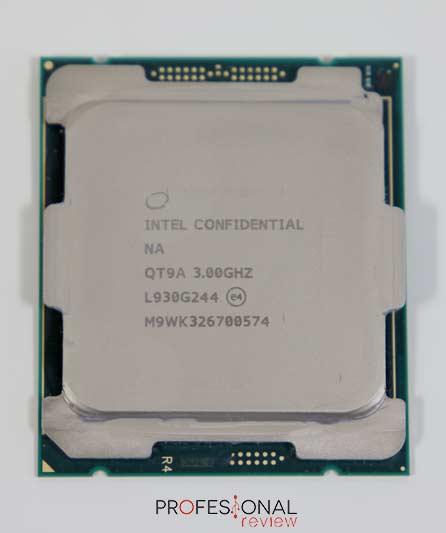 Intel Core i9-10980XE análisis
