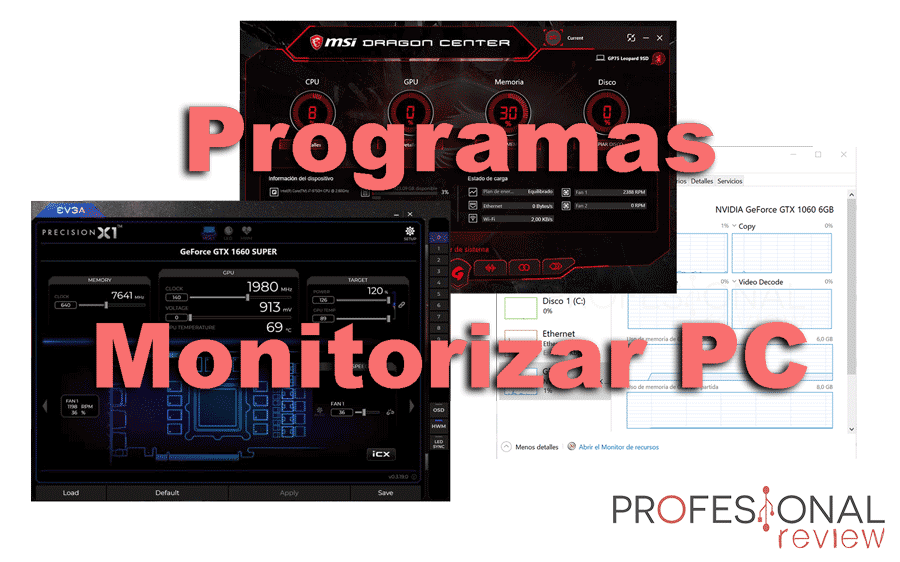 Monitorizar PC