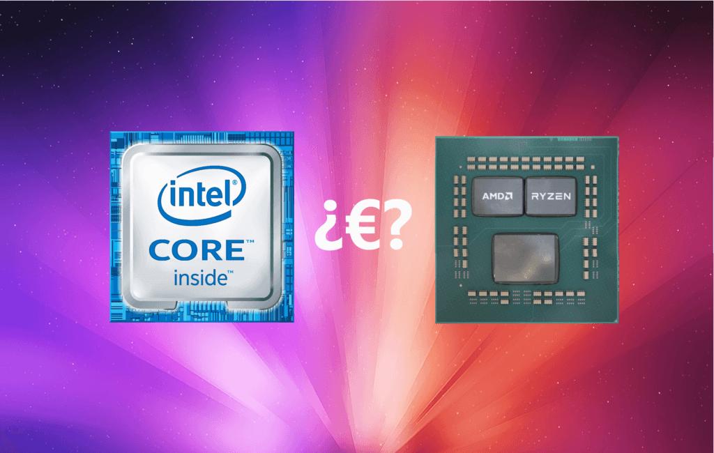 CPU recomendadas y ordenadas por rango de precio