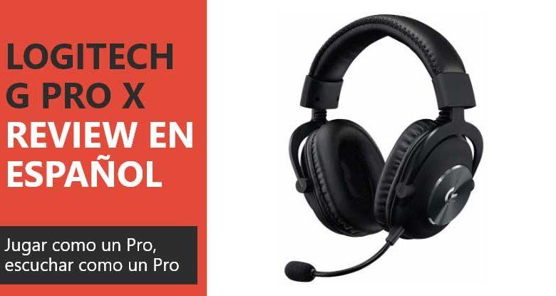 Photo of Logitech G Pro X Headset Review en Español (análisis completo)
