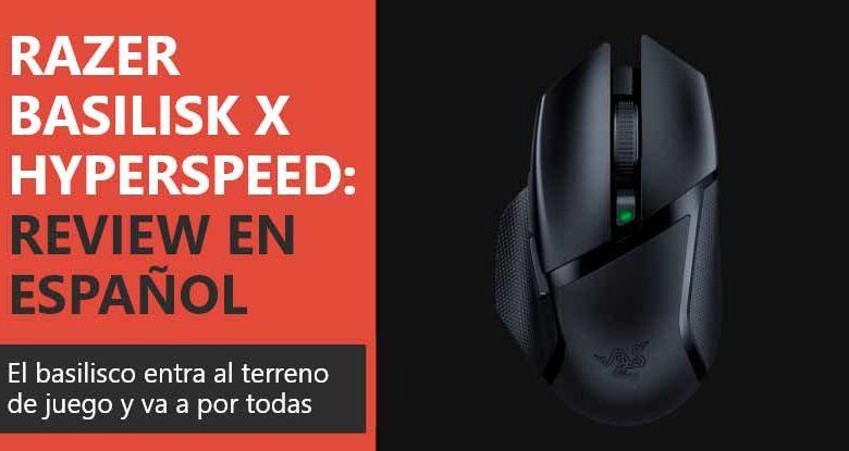 Photo of Razer Basilisk X HyperSpeed Review en Español (análisis completo)