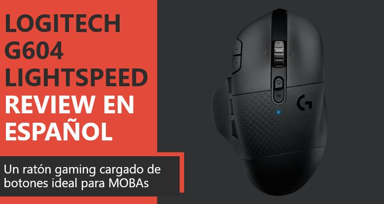 Photo of Logitech G604 Lightspeed Review en Español (análisis completo)