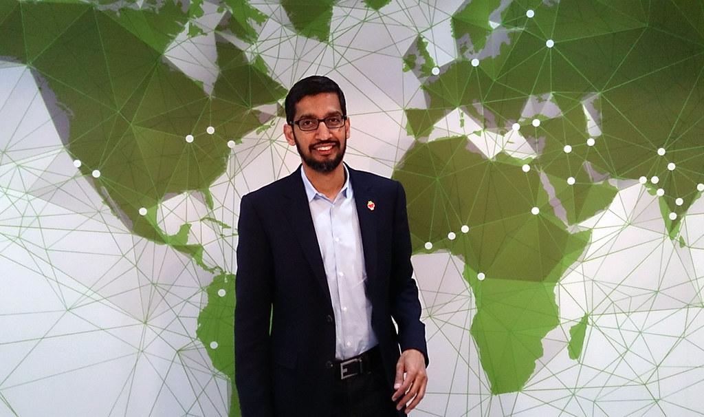 Larry Page Sundar